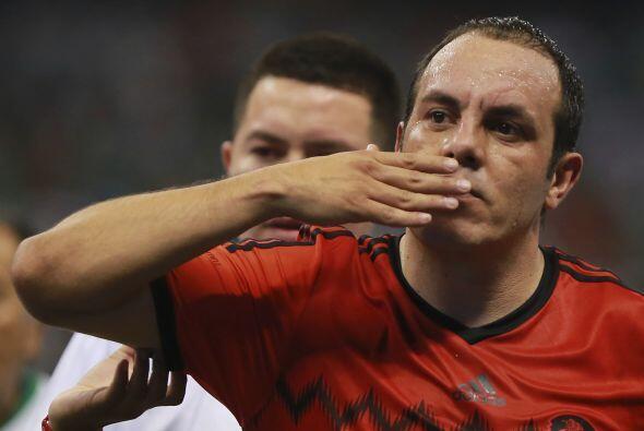 Con el tiempo y tras el Mundial de Brasil la relación ha mejorado pero C...