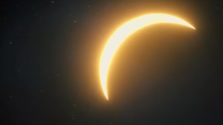 Eclipse solar 2017: los riesgos de ver el fenómeno sin la protección ind...