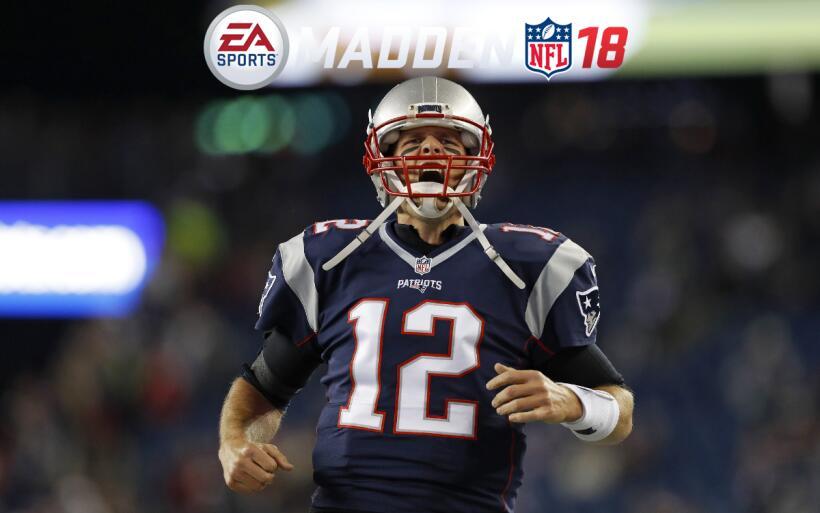 Tom Brady Madden G.O.A.T. Edition