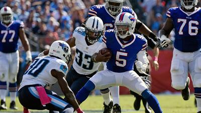 Highlights Temporada 2015 Semana 5: Buffalo Bills 14-13 Tennessee Titans