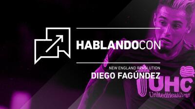 Hablando con Diego Fagúndez