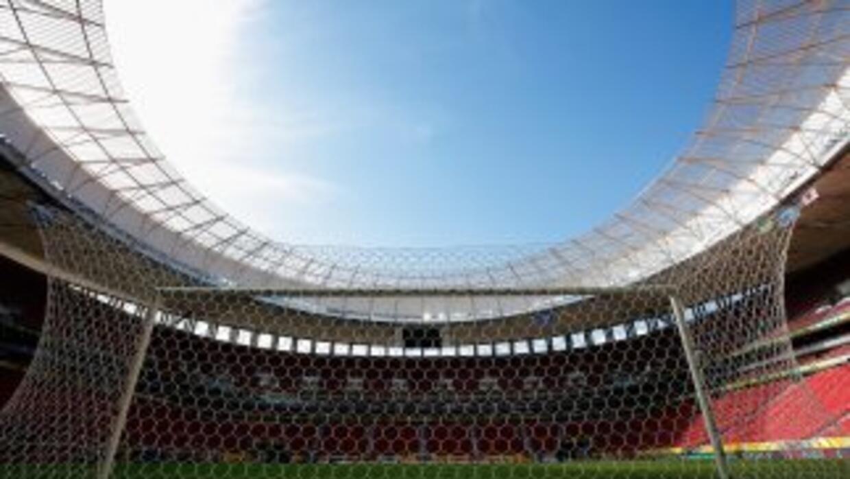 Estadios de Brasil