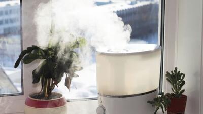 Se trata de un dispositivo que emite vapor para aumentar el nivel de hum...