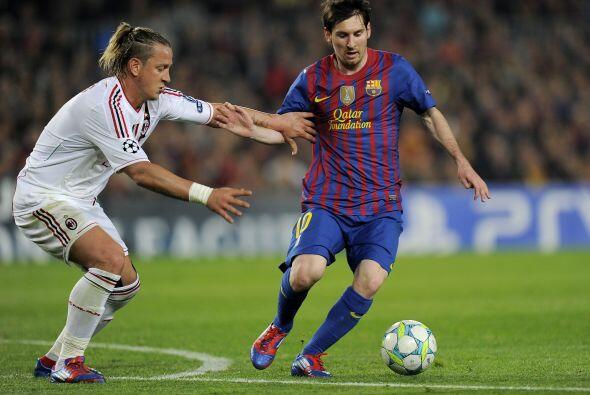 Barcelona supo llevar el partido y acabó ganando 3-1, con lo que...