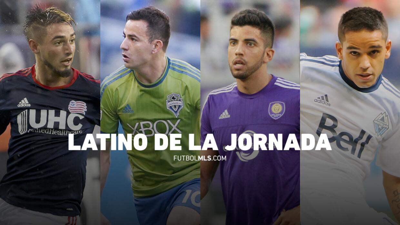 VOTA YA por el Latino de la Jornada 13