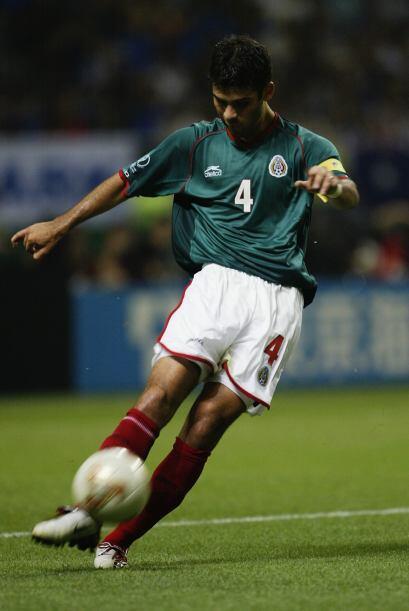 En aquel entonces, Rafael Márquez lucía como la gran contratación del Mó...