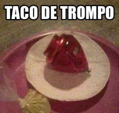"""""""Taco de trompo""""."""