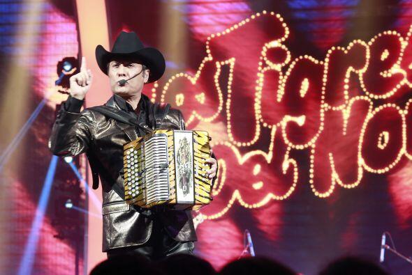 Sin duda, de los grandes de la música regional mexicana.