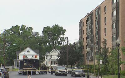 Una presunta disputa entre vecinos terminó con dos fallecidos en Hackens...