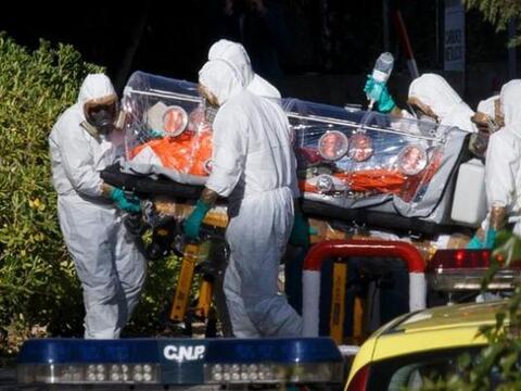Varios casos de personas infectadas confirmadas con el virus mort&iacute...