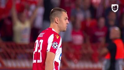 Highlights: Napoli at Crvena Zvezda on September 18, 2018