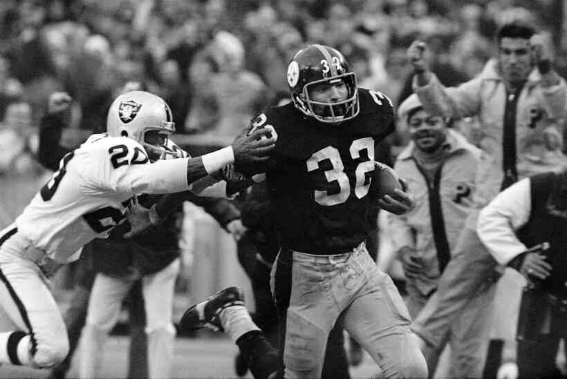 La Inmaculada recepción Raiders - Steelers