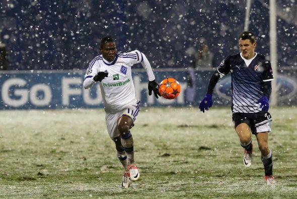 Finalmente, el Dinamo Zagreb empató en su casa ante el Dynamo Kiev y los...