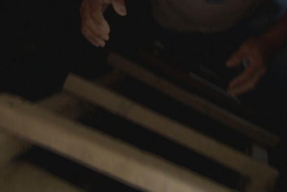 Univision Noticias entró al túnel por el que supuestamente el narcotrafi...