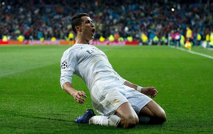 Cristiano Ronaldo es el máximo goleador del torneo con doble los...