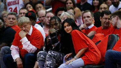 Kylie Jenner and Travis Scott Are Expecting a Baby