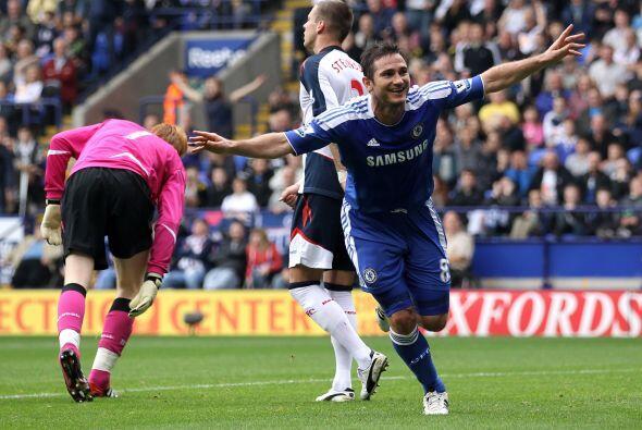 Los 'Blues' acabaron con el rival en turno al ritmo de 5-1, pero Lampard...