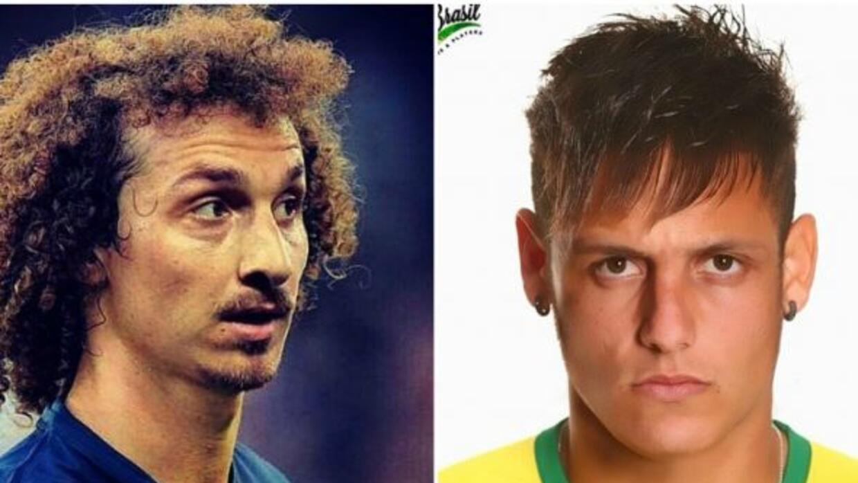El zaguero ha creado dos diseños Ibravid y otro con Neymar. (Instagram D...