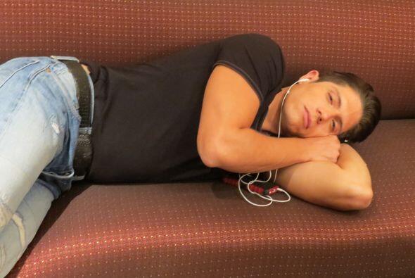 Y Fernando Corona... soñando, todavía.