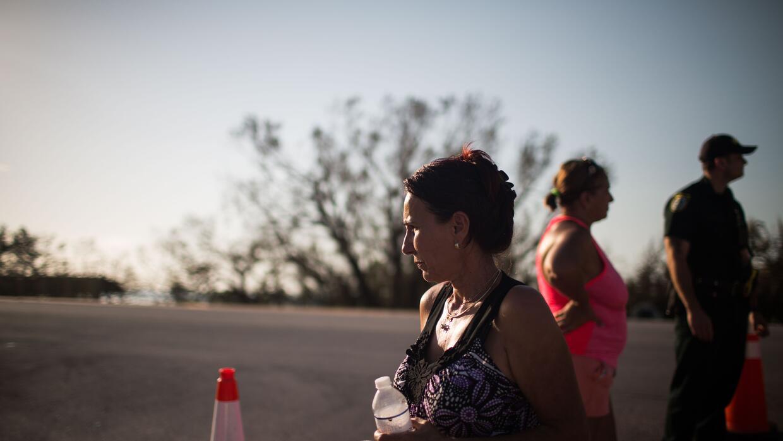 Maira Hernández vive en Marathon Key con su esposo Juan y su hijo Bryan...