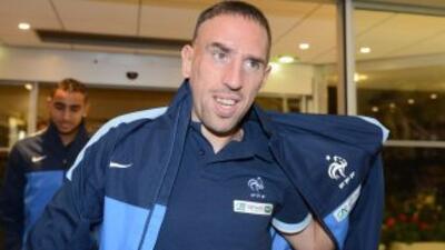 El internacional francés anunció su retirada el pasado agosto, tras el M...