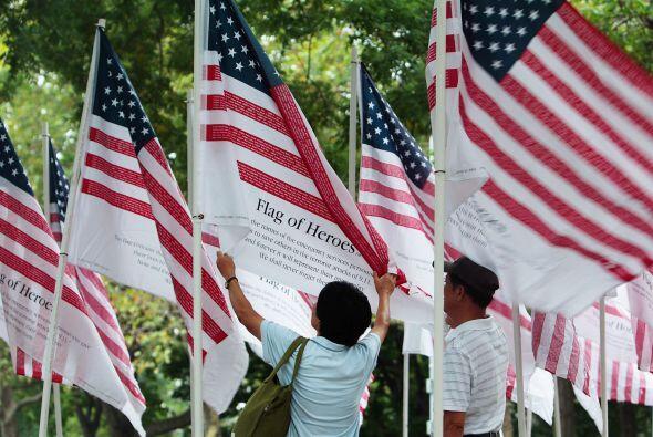El decimo aniversario de los ataques del 11 de septiembre no contar&aacu...