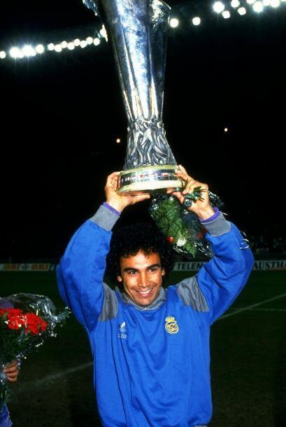 """Pero el ex portero del Madrid en los años 80 y 90, Francisco """"Paco"""" Buyo..."""