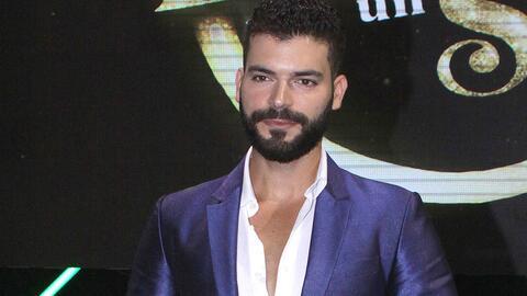 Adrián Di Monte es juez en Pequeños Gigantes.