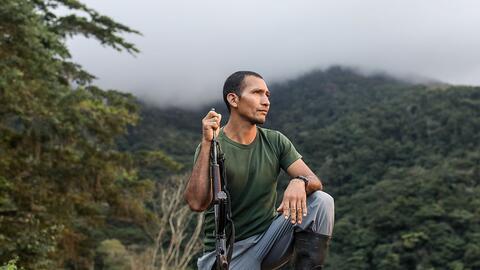 El Gobierno de Colombia firmó el acuerdo final de paz el 26 de no...