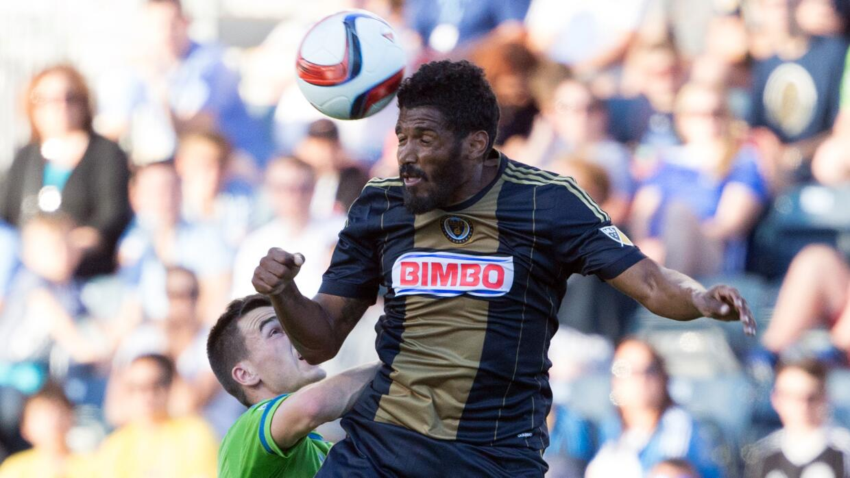 Philly vence 1-0 a Seattle