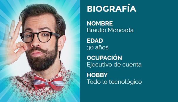 Braulio bio