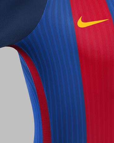 Conoce la nueva playera del Barcelona