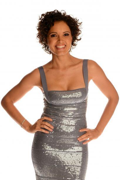 Ex Miss Universo, Susie Castillo acudió en representación...
