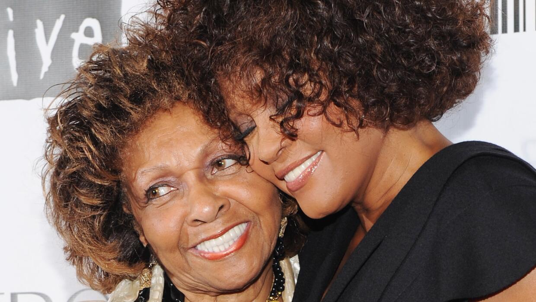 Cissy Houston y su hija Whitney