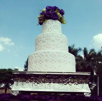 Si la boda de Ana Patricia te parece que será algo grande, mira el tamañ...