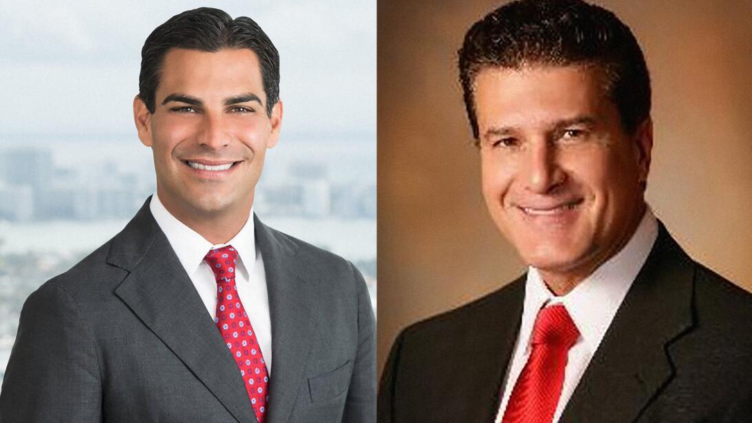 Francis Suárez será el nuevo alcalde de Miami y Carlos Hernández consigu...