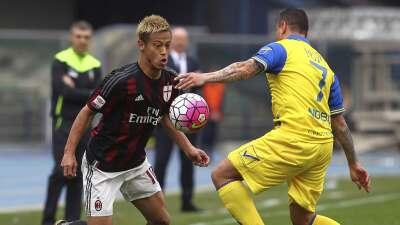 Milan empata y se aleja de puestos europeos, Roma se pone a dos puntos del Nápoles