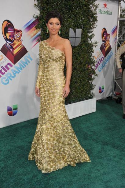 En 2011 Chiquinquirá vistió de dorado y brilló por su sensualidad.