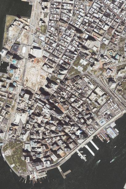 La reconstrucción de la Zona Cero ha sido un proceso lento y doloroso pa...
