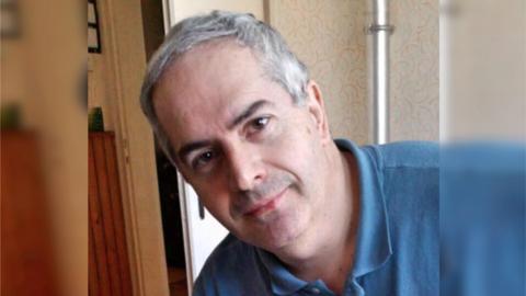 Enrique Garibay Ruiz, de 51 años, fue reportado como desaparecido...