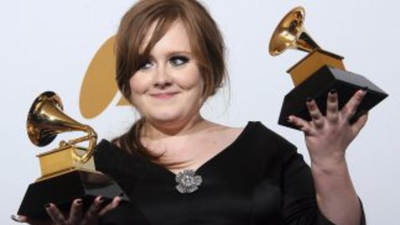 Por el momento y para desgracia de sus fans, Adele no sacará disco hasta...