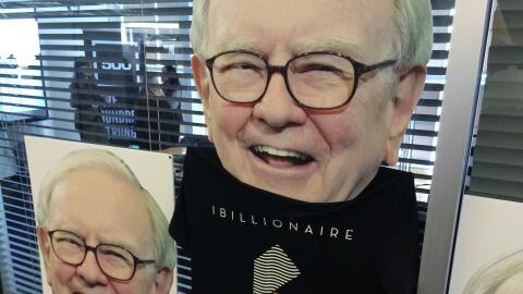Warren Buffett (el de verdad, no de cartón) es uno de los inversi...