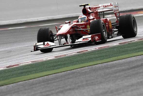 Alonso tuvo un muy mal fin de semana.
