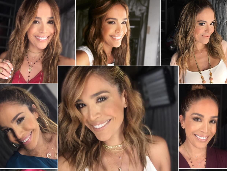 Peinados de Karla Martínez