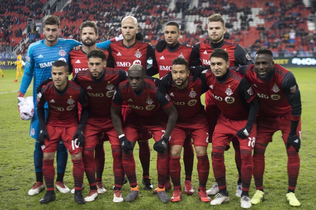 Toronto venció 2-1 a Tigres en juego de ida de cuartos de final en Conca...