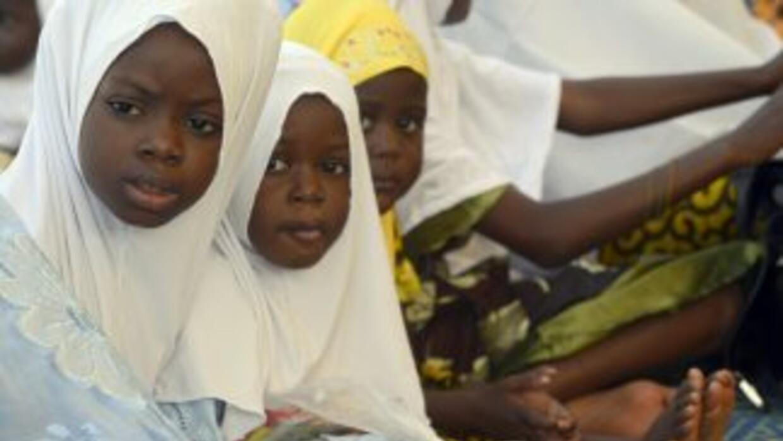 El grupo terrorista había secuestrado aunas 276 niñas.
