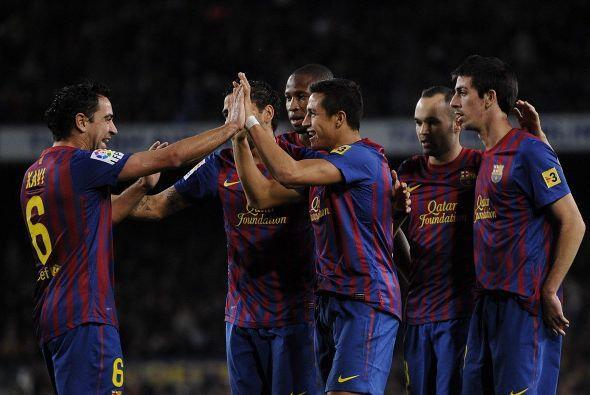 El Barcelona enfrentó al Levante sabiendo de la goleada del Real Madrid,...