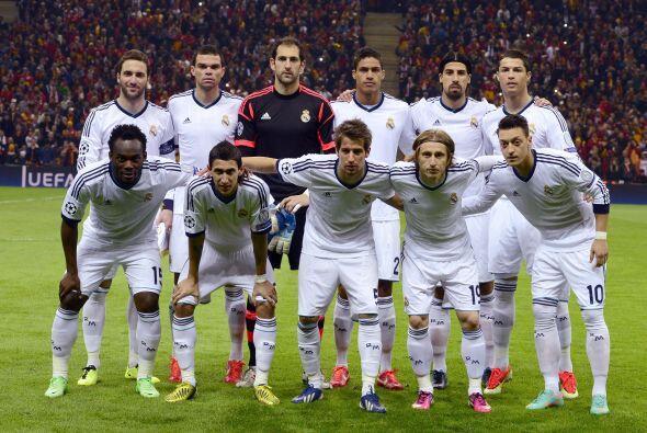 El Real Madrid viajo a Estambul con el firme propósito de defende...