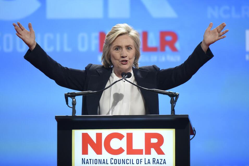 Hillary Dice Basta