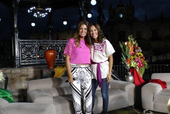 Karla está feliz de compartir este programa tan especial con personas qu...